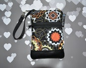 Custom Short Zip Phone Bag