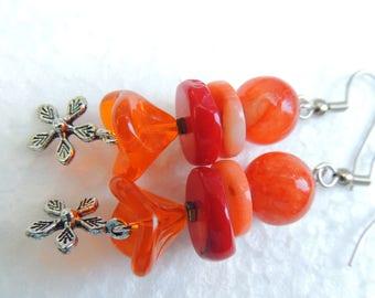 Handmade Dangle Earrings A5