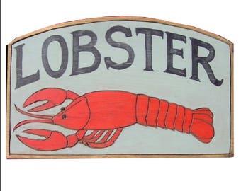 Lobster, Kitchen, Beach Decor