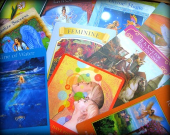 Angel Card Reading with Stacy Cheng Suzuki