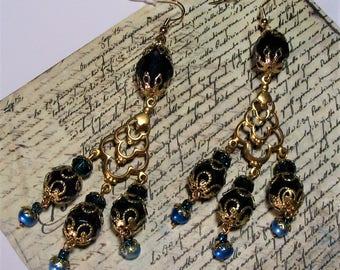 ISMENE statement earrings