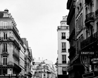 Chartier - Paris Landscape Photography Print