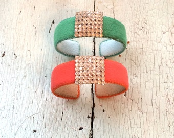 Tropical Adjustable Cuffs