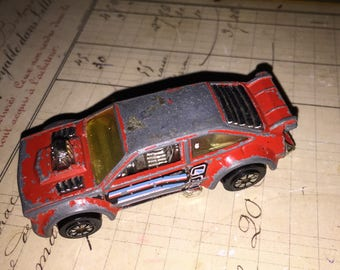 1981 Kenner Toy Race Car