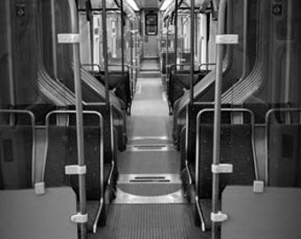 Empty Metro Minneapolis - Original Signed Fine Art Photograph