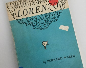 1969 Lorenzo by Bernard Waber - Scholastic Book Services