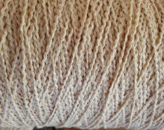 Organic Cotton Yarn - Tofu