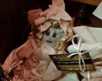 Cajun Sha Bebe Dolls by Mary Lynn Plaisance DOLL ARTIST and AUTHOR