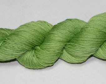 New Growth Hand Dyed Sock Yarn