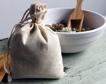 Brenna Herbal Bath Teas