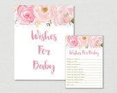 Soft Pink Floral Wishes f...