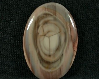 Imperial Jasper Freeform Cabochon from Mexico 27x39x5mm