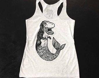 Mer-Dino - ladies tank