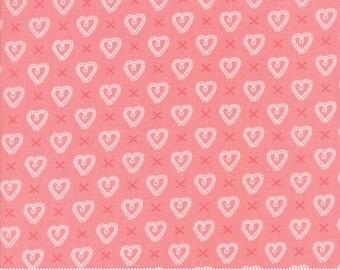 Sugar Pie (5043 19) Pink Cross my Heart by Lella Boutique