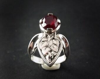 Ruby Ring - Sz 7.5