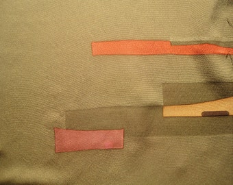 Kimono Silk SALE Cinnamon Rectangles