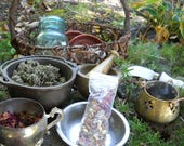 Lughnasadh Incense Recipe PDF -- Book of Shadows -- BOS page -- with instructions