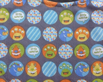 Little Monsters 2 Bib