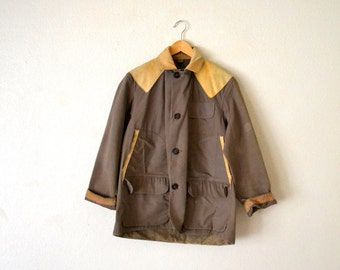 "1960's ""Wood-Stream"" Hunting Jacket"