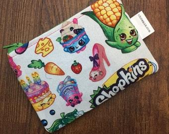 Shopkins Pouch