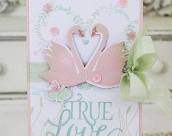 True Love...Handmade Card