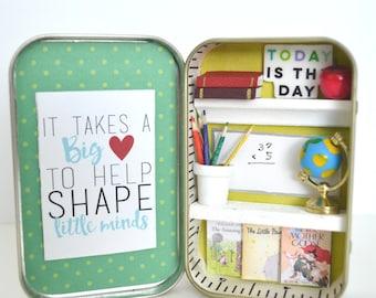 Tiny Tin Teacher's Corner ~ Today is the Day