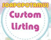 Custom Listing for Jessikat