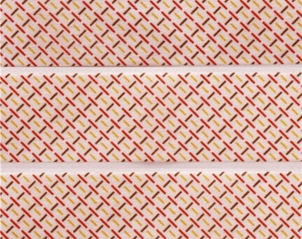 198470 mt Washi Masking Tape deco tape strokes pattern red
