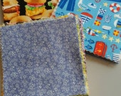 Charm Pack's, Fabric Squares, Fabric, Charm Pack, Set Of Charm Pack's,