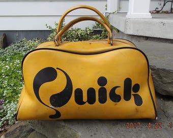 Vinyl Gym Bag Etsy