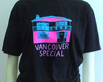 Chantale Doyle for Blim Neon Vancouver Special T-Shirt