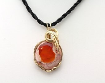Cantera Opal Pendant. Listing 479960008