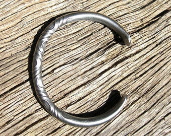 Iron Bracelet Viking Celt Celtic  Custom made in your exact size any size