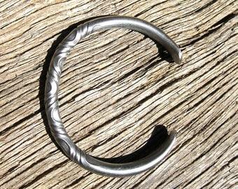 Iron Bracelet Viking Celt Celtic  Custom made in your exact size any size Ships Free Worldwide