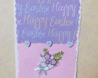 Easter Greeting Card - Blank Inside