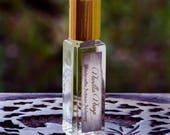 "VANILLA VAMP™ Witchcrafts Artisan Alchemy ""Luxuriously Master Crafted""™ ""Artisan Alchemist""™ Roll-On Perfume Oil / Black Velvet Pouch"