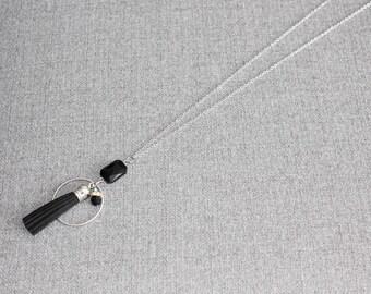 bijoux mode, collier long, bijoux fantaisie, cadeau bff, short necklace, collier, mode jewelry, collier ajustable