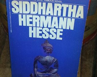 Siddhartha by Herman Hesse Vintage Paperback Book