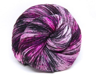 "Hardcore Sock Yarn - ""Eternally Yours"" - Handpainted Superwash Merino - 463 Yards"
