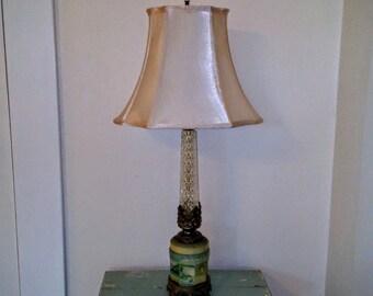 Niagra Falls Waterfall Tin Can Lamp