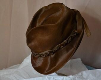 Alan Couldridge for Liberty Fur Hat