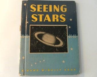SEEING STARS A Rand McNally Book 1942