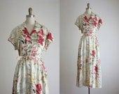 backless floral midi dress