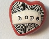 Hope Heart Pod Wall Art