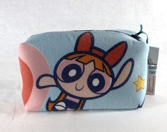 Powerpuff Girls Zipper Pouch Recycled