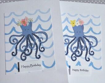 Nautical Birthday Cards -  Happy Birthday Cards   oc1