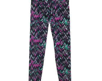 SAMPLE SALE. Printed Legging