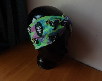 Suicide Squad Faux Knot Turban Style Headband