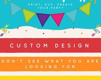 Custom Candy Bar Wrappers Fit 1.55 oz candy bars Digital PDF Printable File DIY