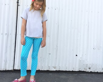 The Turquoise Trail Leggings
